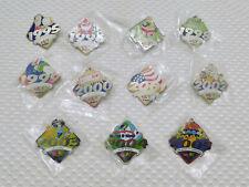 2005 eBay Live San Jose 10th Anniversary Pins 1995 to 2005 Complete Set 11 New