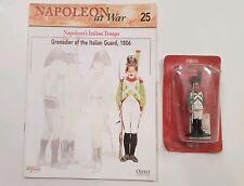 Del Prado Napoleon at War Issue 25 Grenadier of the Italian Guard 1806