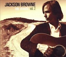 JACKSON BROWNE CD SOLO ACOUSTIC VOLUME 2  DIGIPAK