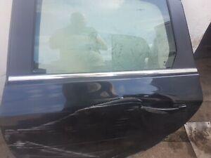 Vauxhall Astra J 2009-2016 NEARSIDE REAR PASSENGER REAR CHROME WINDOW STRIP SEAL