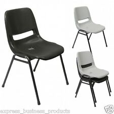 P100 Visitor Chair Stackable - P100