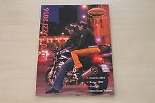167603) Moto Guzzi - Modellprogramm - Prospekt 2006