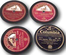 Tischuntersetzer im Vintage -/Retro-Stil aus Vinyl