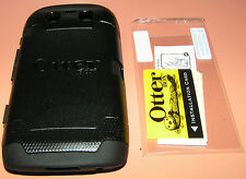 OtterBox Commuter Case BlackBerry Torch 9850, 9860, w screen protector, Black