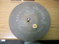 "(12) Bay State Abrasives GRINDING DISC 352185 10""x3/32""x1-1/4"""