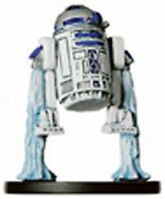 Star Wars Miniatures Vr R2-d2 Astromech Droid 17/60 Ros