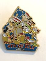 12 Months Of Magic - 4th Of July Disney Pin (B9)