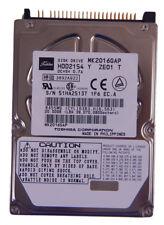 Toshiba Tecra 8200 2.5in IDE 20GB Hard Drive P000308920 MK2016GAP
