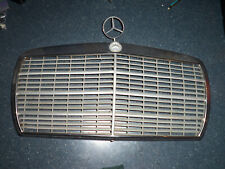 mercedes 300d grill w123 1984