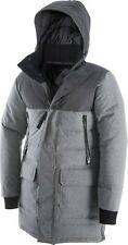 Canada Goose Mens Balmoral Parka 2582M Graph/Grey Size XL -With Presentation box