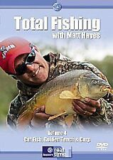 Total Fishing With Matt Hayes Vol 4 - Cat Fish, Golden Tench And Ca...  DVD NEW