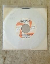 "*RARE THE ROLLING STONES I Can't Get No Satisfaction 7"" 45RPM LONDON PROMO U.S.A"