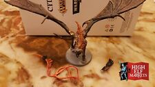 Balrog (Metal & Metal Whip) - Lord of the Rings Middle Earth Moria Warhammer