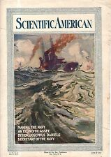 1914 Scientific American May 2 - America's Cup Comparisons; Mexico mining;Enzyme
