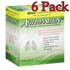 Asthmanefrin Asthma Medication Refill 30 Count Exp. Date 09/19 (Sep 2019) 6 PACK