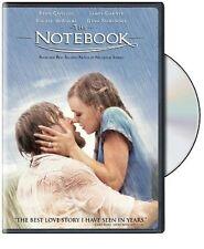 Notebook  DVD Gena Rowlands, James Garner, Rachel McAdams, Ryan Gosling, Joan Al