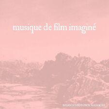 THE BRIAN JONESTOWN MASSACRE - MUSIQUE DE FILM IMAGINÉ  CD NEW+
