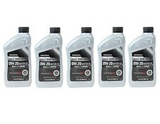 GENUINE Honda 0w-20 Full Synthetic Engine Motor Oil (5 qts.)