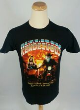 Vtg 80s 90s Harley Davidson Motorcycle T Shirt USA L/M Indian Head Side Car 1992