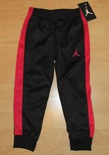 Nike Michael Air Jordan Jumpman Track Jogger Pants size Toddler 3T - Bulls color