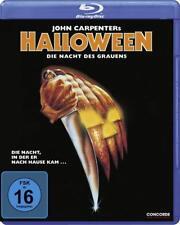 Blu-ray *   HALLOWEEN - DIE NACHT DES GRAUENS - Carpenter  # NEU OVP $