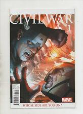 Civil War Secret War #1 - 1:25 Variant Cover - (Grade 9.2) 2015