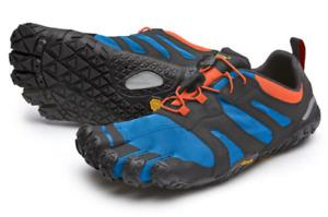 Vibram Fivefingers V-Trail 2.0 Blue/Orange Men's EU sizes 38-50 NEW!!!