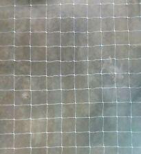 TOP GROWER Heavy Duty Trellis Netting Plant Support 4' / 5' / 6.5' x 4'- 3000'