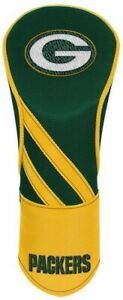 GREEN BAY PACKERS EMBROIDERED DRIVER HEADCOVER INDIVIDUAL NEW WINCRAFT 👀⛳