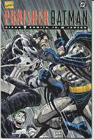 Punisher Battman #1 1994 VF/NM 1St. Print Marvel DC Comics Free Bag/Board