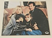 BAM BOX ROBIN WILLIAMS JUMANJI 8x10 HAND SIGNED BY BRADLEY PIERCE WITH C.O.A*