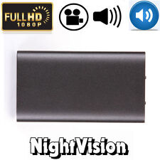 HD 1080P Real Mobile Power Bank Night Vision Hidden Camera Motion Detect DV Cam