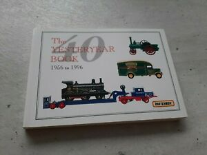 The Yesteryear Book 1956-1996 - Matchbox