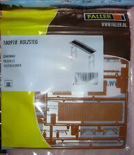 Faller HO 180918 anima in legno * epoca II-kunstoffbausatz-Pacco Postale