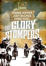 The Glory Stompers 1967 (DVD) Dennis Hopper, Jody McCrea, Chris Noel - New!