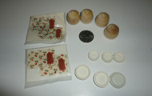 Brand New Dollhouse Miniatures Kitchen Items