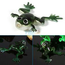 10pcs Lifelike Soft Silicone Baits Frog Lures Fishing Lure Bait Swimbait 4cm HL