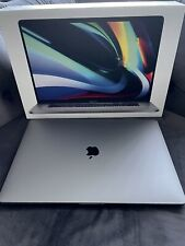 Apple macbook pro 16 inch Space grey 512GB Battery Cycle 108 with 1 issue**