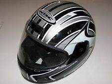 KBC TK-7 Road Way Motorcycle Helmet size Small, 55-56cm