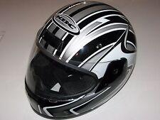 KBC TK-7 Road Way Motorcycle Helmet size Small, 55-56cm