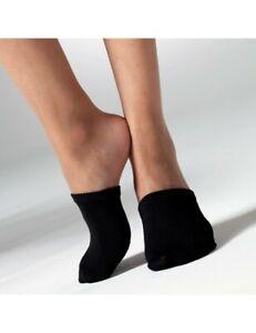 Gipsy Women's Mule Socks - Half Foot Socks - Toe Covers - Invisible Socks