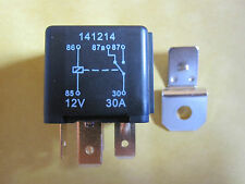 5 Pin 12v 30/40A Changeover Relay