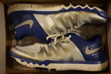 UK NIKE Free Trainer 5.0 Shoes UNIVERSITY of KENTUCKY WILDCATS Edition Size 11.5