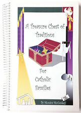Catholic Family Families Religion Book A Treasure Chest Of Traditions