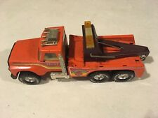 Vintage NYLIST Emergency Tow Truck Working Condition No Box Made in USA Big
