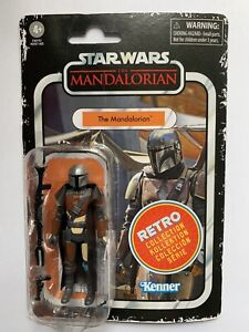 STAR WARS RETRO COLLECTION. THE MANDALORIAN. New