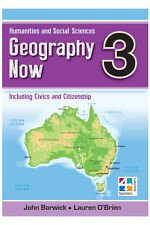 Geography Now - Student Book: Year 3