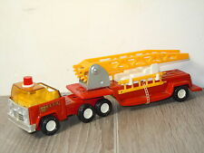 Fire Truck Ladder B.L.F.D van Buddy Corp Japan *6142