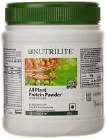 Amway Nutrilite All Plant Protein Powder 200 Gm-500 Gm - Free Shipping