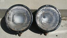 PLYMOUTH DODGE DE SOTO CHRYSLER  FARGO 1928 - 1932  vintage head light LENS